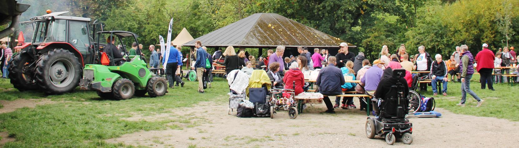P-klubben med på tur til Naturcenter Herstedhøje