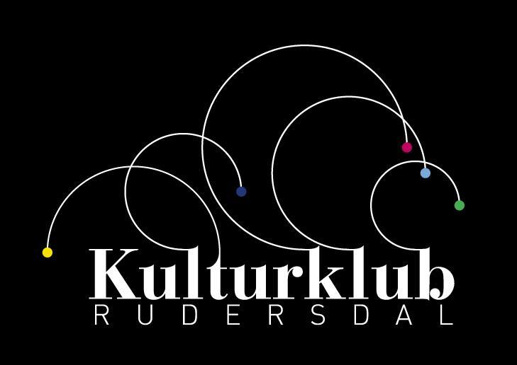 Logo: Kulturklub Rudersdal