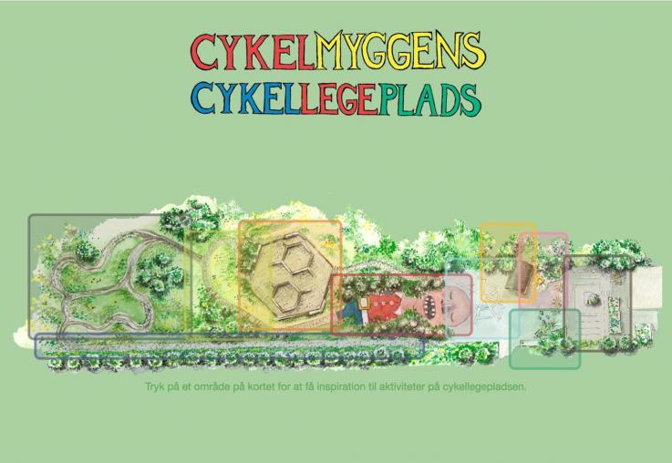 App'en Cykelmyggens Cykellegeplads
