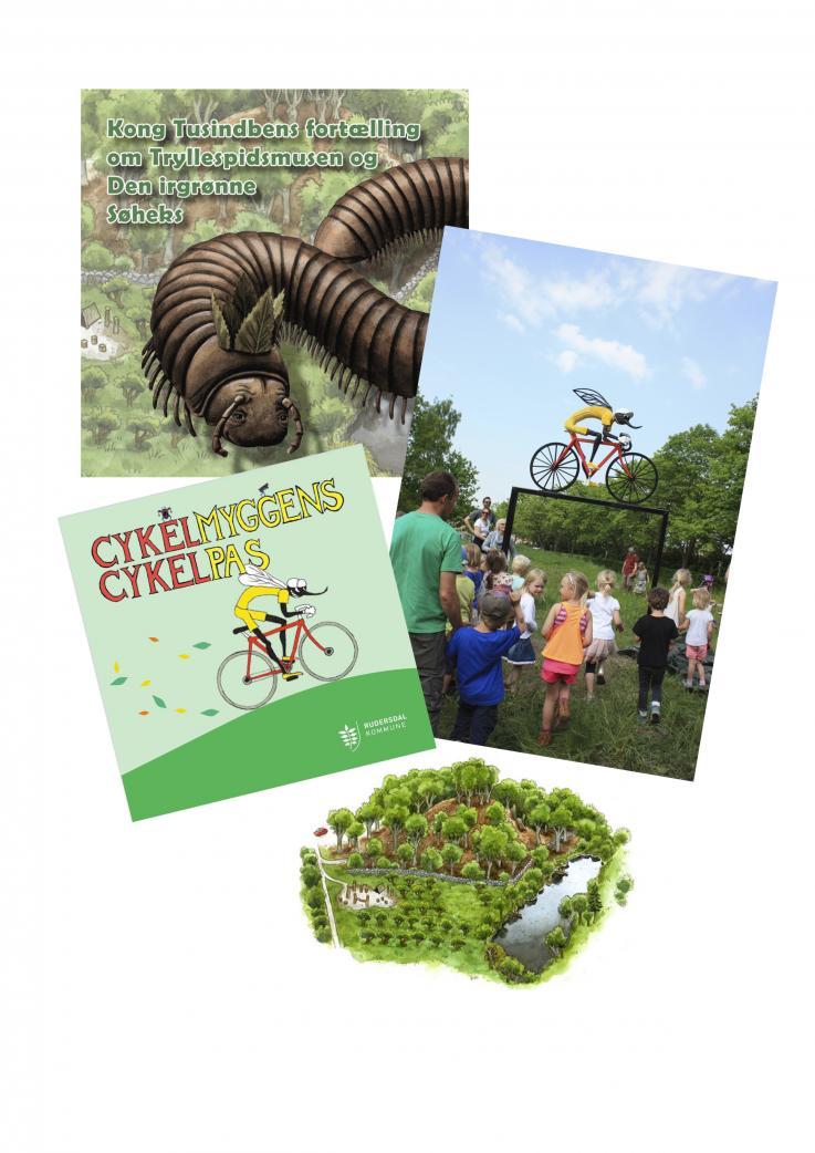 Udendørs aktiviteter for børn