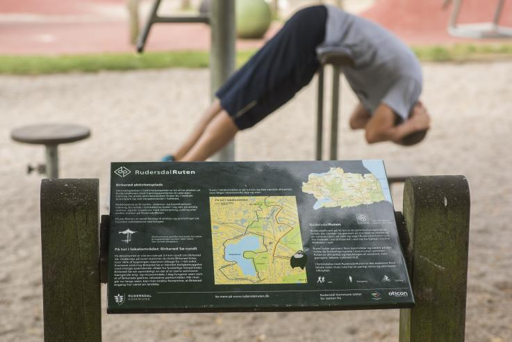 Aktivitetsoase i Birkerød - en del af RudersdalRutens Univers