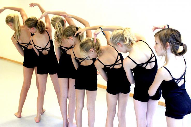 RuBA dansere