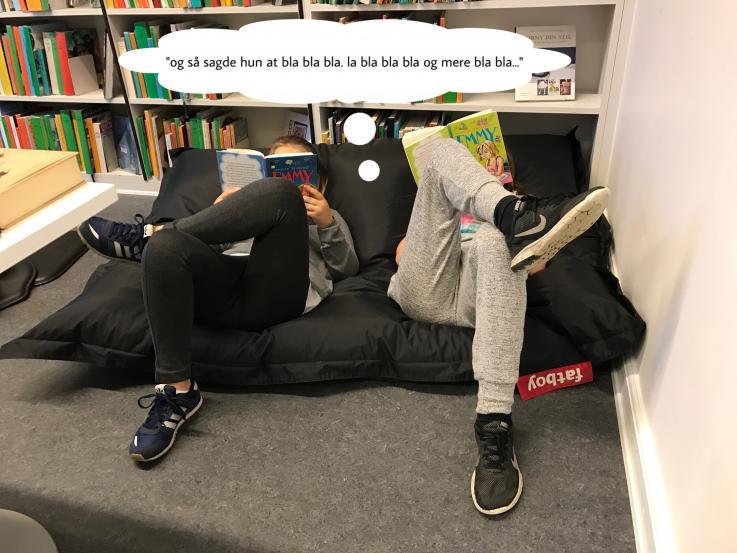 Bibliotek og sfk