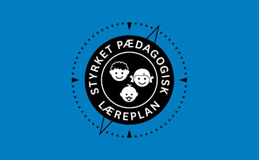 Den styrkede pædagogiske læreplan logo