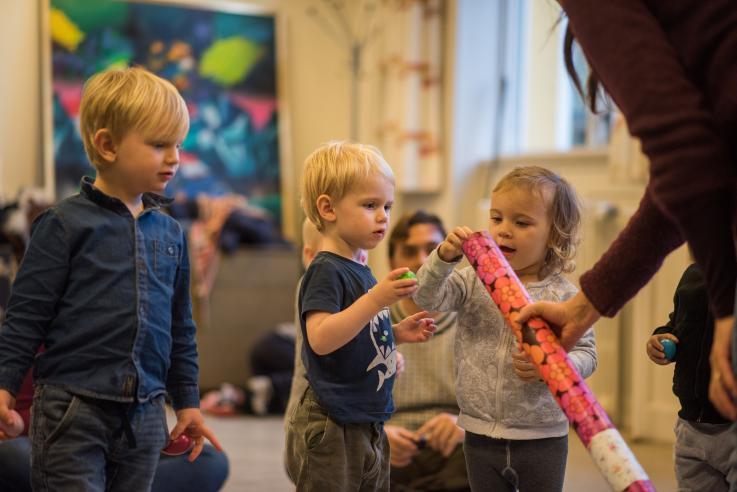 Musikhold for små børn