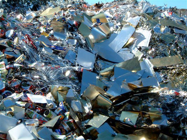 Metal til recycling