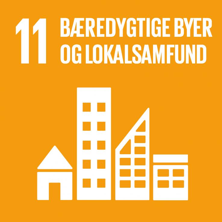Verdensmål_bæredygtige byer og lokalsamfund