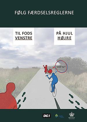 Kampagneplakat Naturstyrelsen