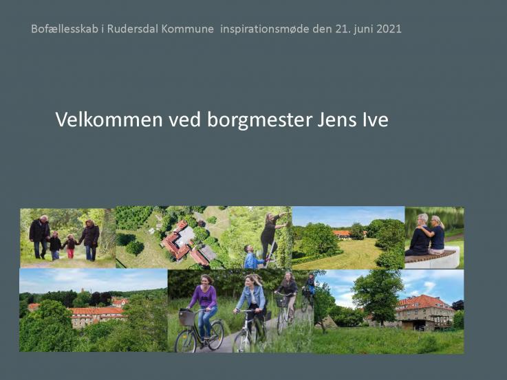 Bofælleskaber i Rudersdal møde 21.6.21