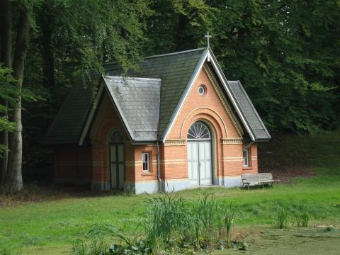 Kapellet i Ebberød, Sophie Magdelenes Vej 16
