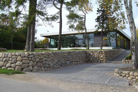 Turistvej 154 vandt Arkitektur- og Bevaringsprisen i 2013