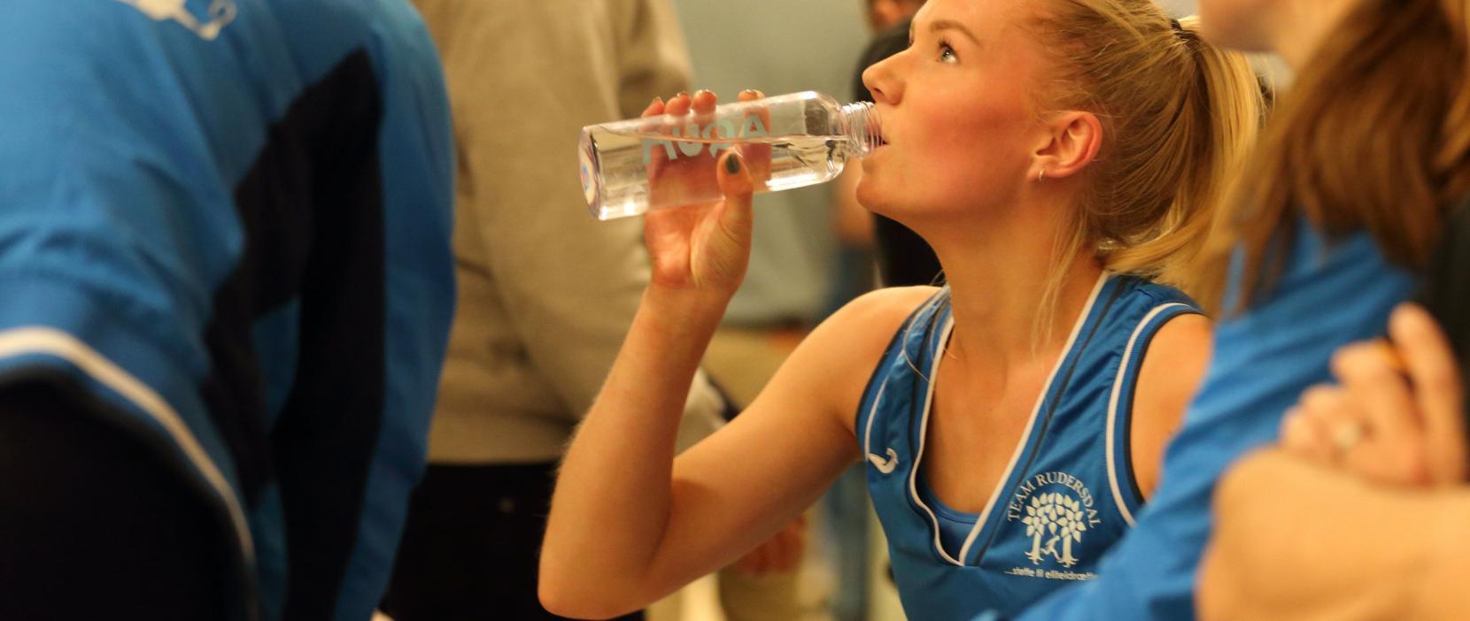 Elitesport Rudersdal - pige