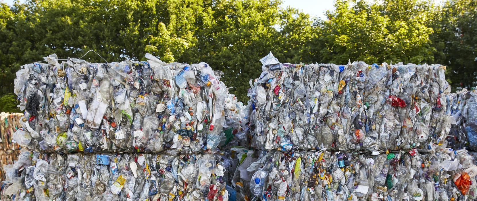 Plastik til genanvendelse