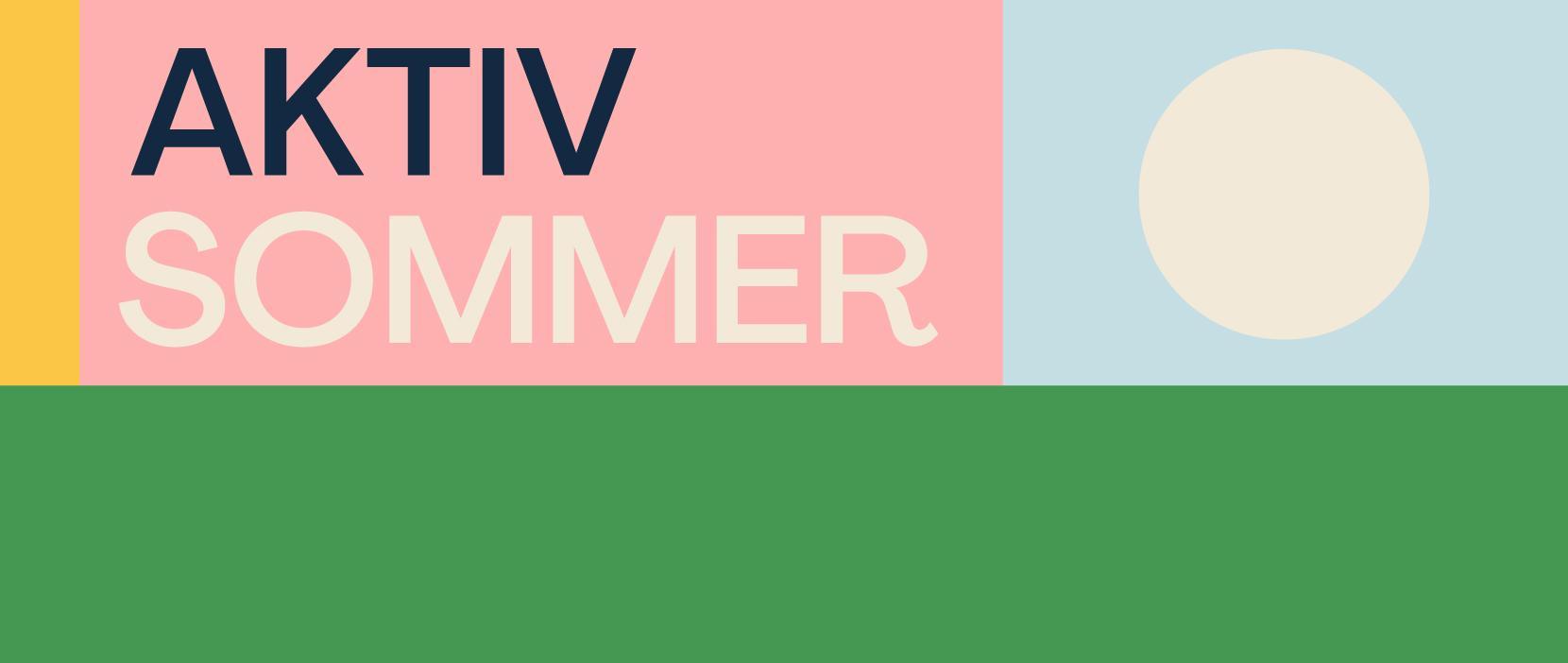 Aktiv Sommer 2021 banner